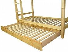 Erst-Holz® Bettkasten als Zusatzbett für unsere