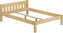 Erst-Holz® Ehebett Doppelbett 180x200
