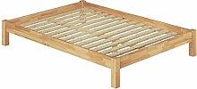Erst-Holz® Ehebett Doppelbett Kingsize-Bett