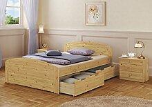 Erst-Holz® Funktionsbett 160x200 Doppelbett