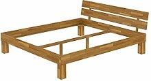 Erst-Holz® Futonbett Französisches Bett 140x200