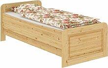 Erst-Holz® Seniorenbett extra hoch 100x200