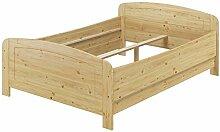 Erst-Holz® Seniorenbett Überlänge extra hoch