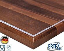 Ertex Tischdecke Tischfolie Schutzfolie