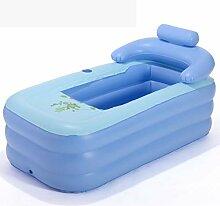 ERTO Aufblasbare Badewanne für Erwachsene mit