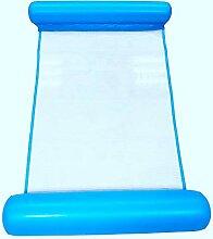 ERTO Luftmatratze Wasser Aufblasbare Liege Mit