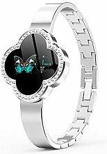 ERTO Smartwatch Fitness Tracker Armband Uhr