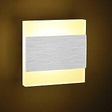 ERWEY 3W LED Treppenbeleuchtung Warmweiß LED