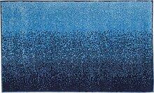 Erwin Müller Badematte blau Größe 50x80 cm