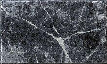 Erwin Müller Badematte grau Größe 60x90 cm