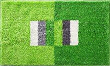Erwin Müller Badematte grün Größe 90x90 cm