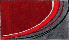 Erwin Müller Badematte rot Größe 70x120 cm