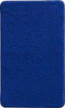 Erwin Müller Badematte royalblau Größe 80x150 cm