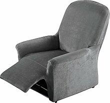 Erwin Müller Schonbezug grau Größe Sessel