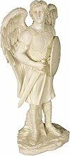Erzengel Michael Garten Engel Statue, 24cm hoch,