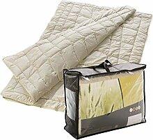 Erzstef 4 Jahreszeiten Bettdecke Alpaka 135x200