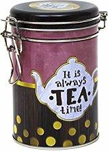 Es ist immer Tea Time, die Classic Mischung retro