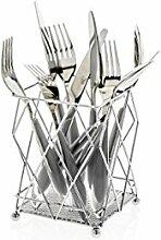 Es lebe Caleido Steel Barbecue Besteck, Edelstahl,