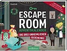 Escape Room. Der Adventskalender für Kinder von