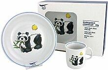 Eschenbach Porzellan Group Kindergeschirr Panda