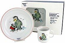 Eschenbach Porzellan Group Kindergeschirr Pinguin
