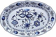 Eschenbach Porzellan Group Romantika Platte oval