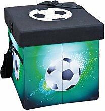 esidra Forrest City Kühltasche faltbar mit Schulterriemen verstellbar, Polypropylen, Fantasie, 36x 36x 37cm