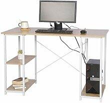 eSituro SCD0059 Schreibtisch PC Tisch Esstisch
