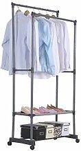 esituro SGR0011 Kleiderständer Garderobenständer