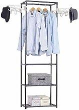 eSituro SGR0013 Kleiderständer Garderobenständer