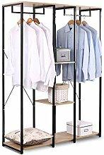 eSituro SGR0022 Kleiderständer Wäscheständer