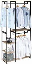 eSituro SGR0023 Kleiderständer Garderobenständer