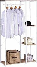 eSituro SGR0045 Kleiderständer Wäscheständer