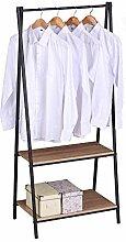 eSituro SGR0052 Kleiderständer Wäscheständer