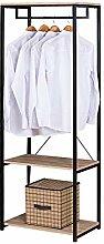 eSituro SGR0086 Kleiderständer Wäscheständer