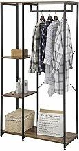 eSituro SGR0095 Kleiderständer Wäscheständer