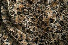 Eskimo Webpelzdecke Leopard 130x170 cm