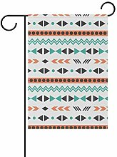 Eslifey Boho-Stil Muster doppelseitig Familie