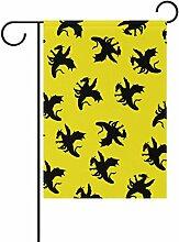 Eslifey Drachen-Muster, doppelseitig, für den