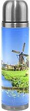 Eslifey Spring Dutch Windmühle mit Lamm