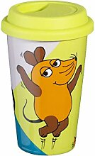 Esmeyer 302-089 Maus Coffee-to-go Becher,