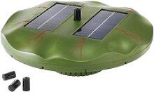 Esotec 101770 Schwimmende Solarteichpumpe 160 l/h