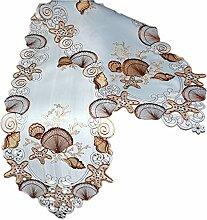 Espamira Tischdecke 30x160 cm oval Tischband