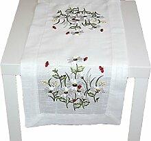 Espamira Tischdecke Baumwolloptik Polyester