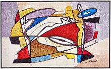 Esposa FUßMATTE 75/120 cm Multicolor , 75x120 cm