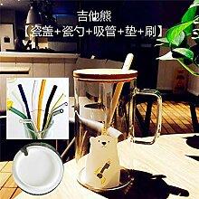 espresso mug Auslaufsichere Glas großvolumig