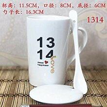 espresso mug Freizeitbecher Marmorkeramikbecher,