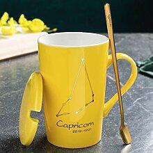 espresso mug Freizeitbecher Zwölf Sternbild