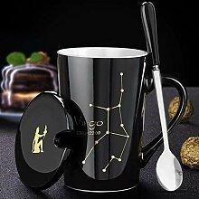 Espresso Tassen Kaffeekeramikbecher 12