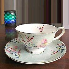 Espresso Tassen Katzenbecher Celadon Porzellan